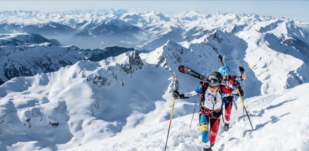 山岳スキー用のウェア MONTURA A...