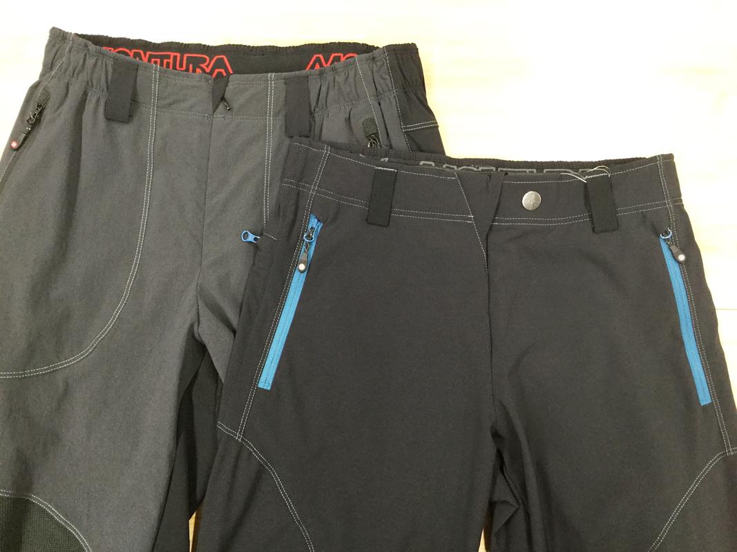 MONTURA VERTIGO LIGHT TECH PANTS (MPLS40X) and VERTIGO LIGHT PANTS (MPLS38X)