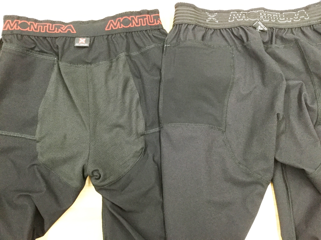 MONTURA VERTIGO LIGHT TECH PANTS (MPLS40X) and VERTIGO LIGHT PANTS (MPLS38X)
