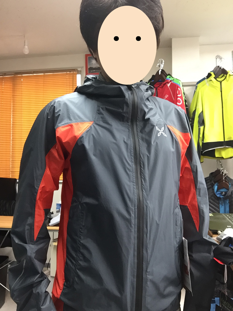 MONTURA TIME UP 2 JACKET (MJAT38X)