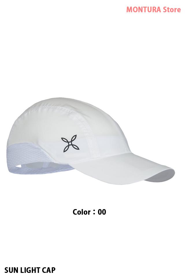 MONTURA SUN LIGHT CAP (MBVG08U)