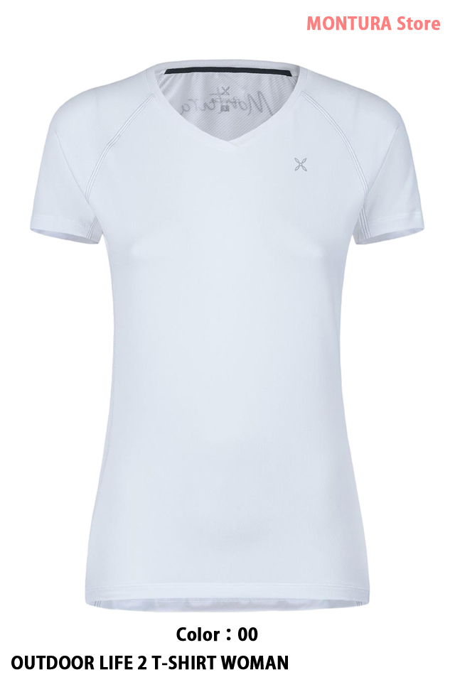 MONTURA OUTDOOR LIFE 2 T-SHIRT WOMAN (MTVN32W)