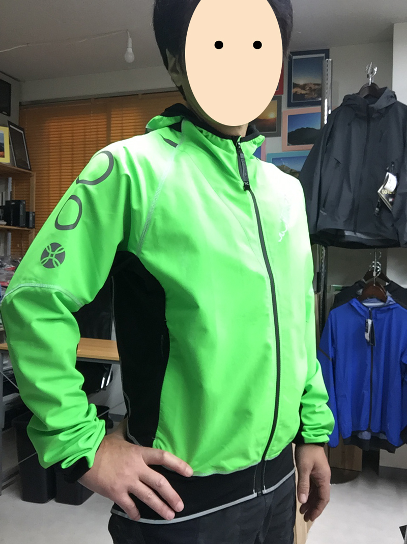 MONTURA RUN FLASH JACKET (MJAR10X)