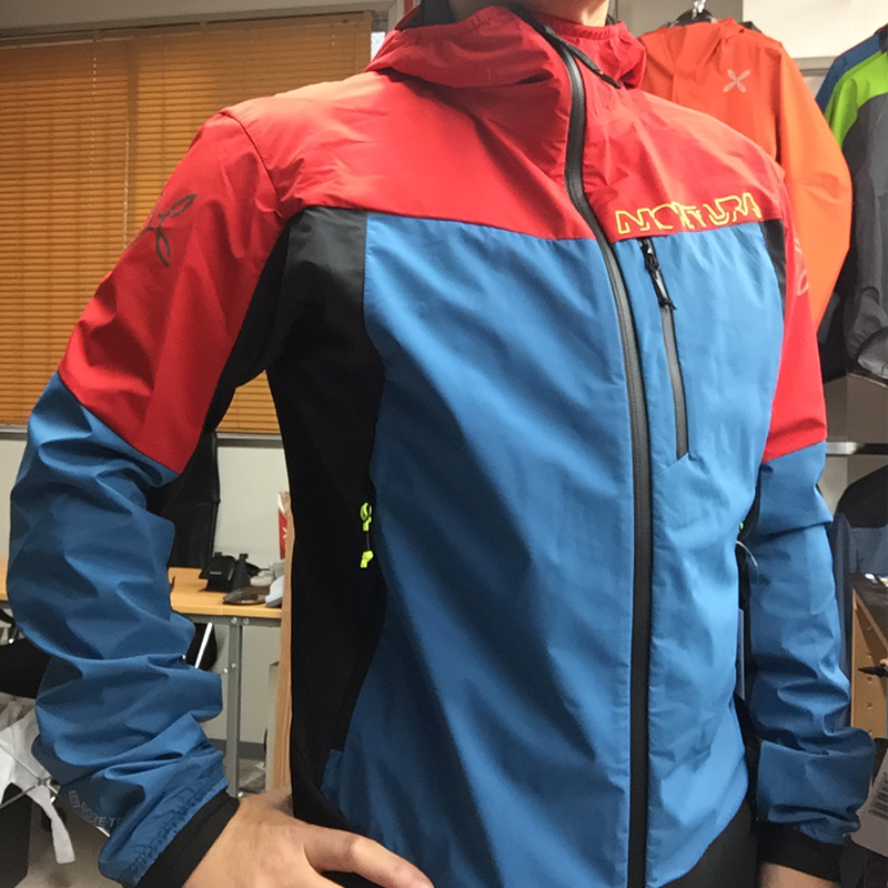 MONTURA AIR ACTION HYBRID JACKET (MJAW35X)
