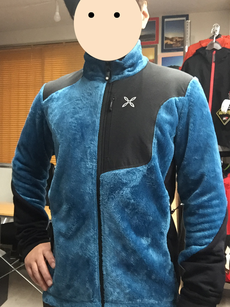 MONTURA ADVENTURE POLAR JACKET (MJAP18X)