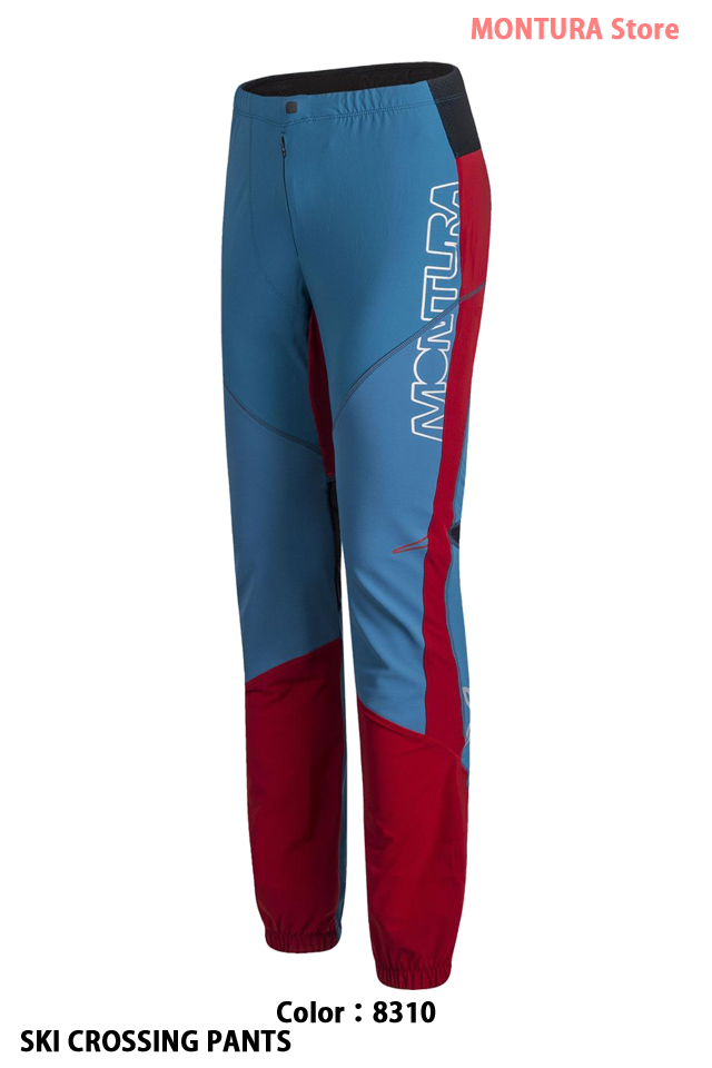MONTURA SKI CROSSING PANTS (MPLK05X)