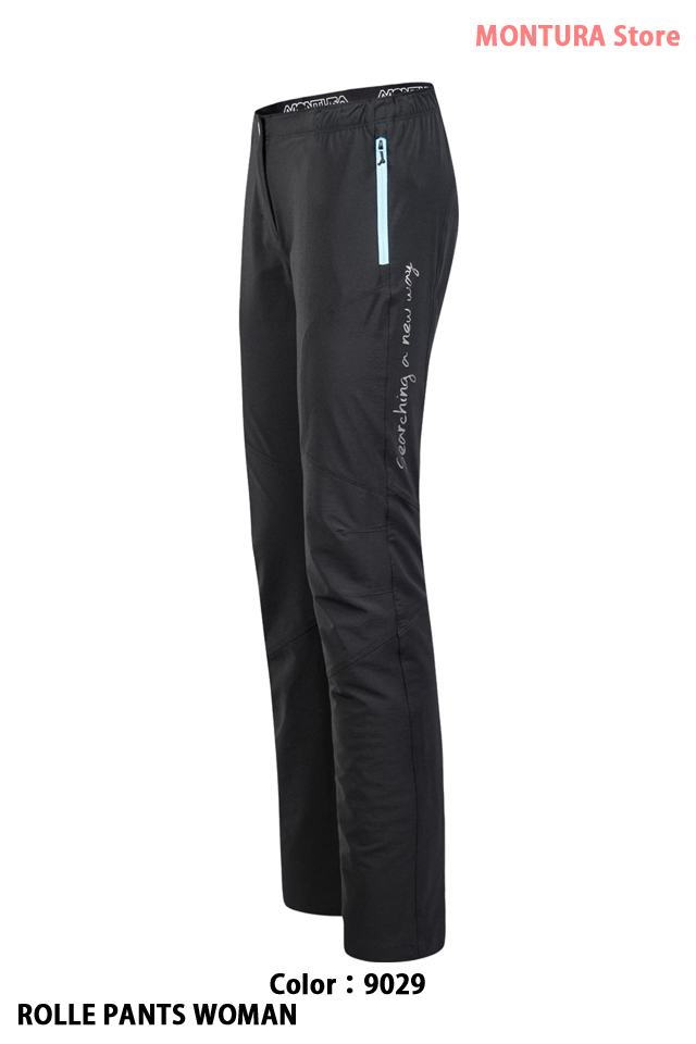 MONTURA ROLLE PANTS WOMAN (MPLA60W)