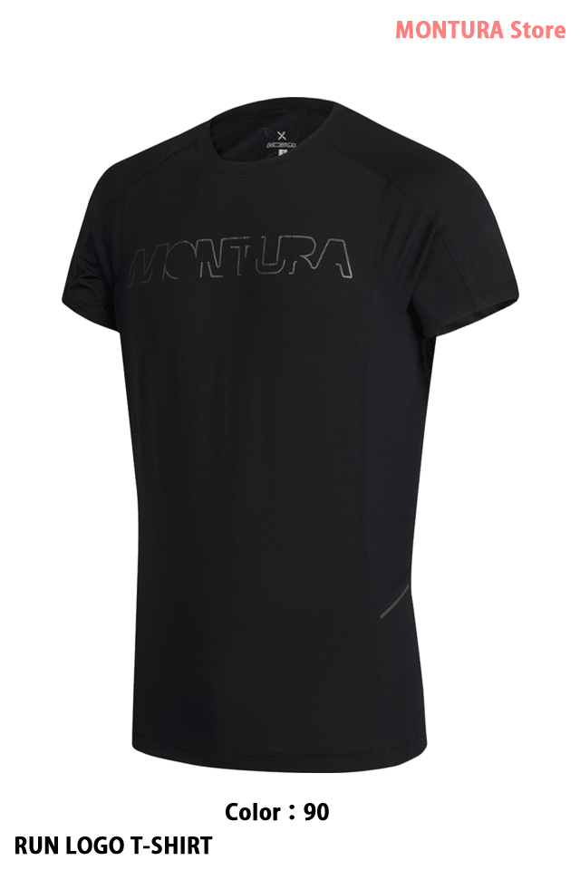 MONTURA RUN LOGO T-SHIRT (MTGR30X)