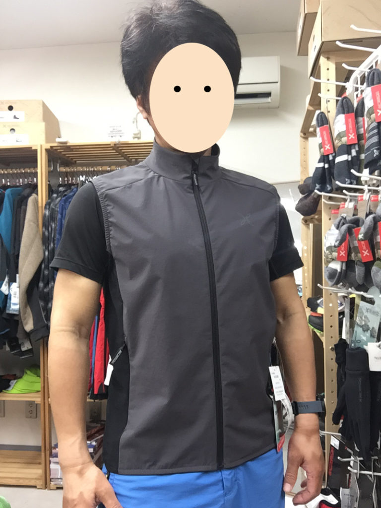 MONTURA RUN FLASH VEST (MVVR15X)