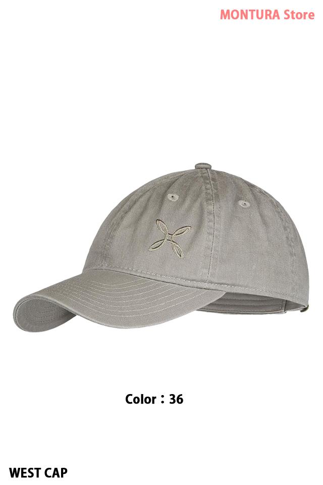 MONTURA WEST CAP (MBVG21U)