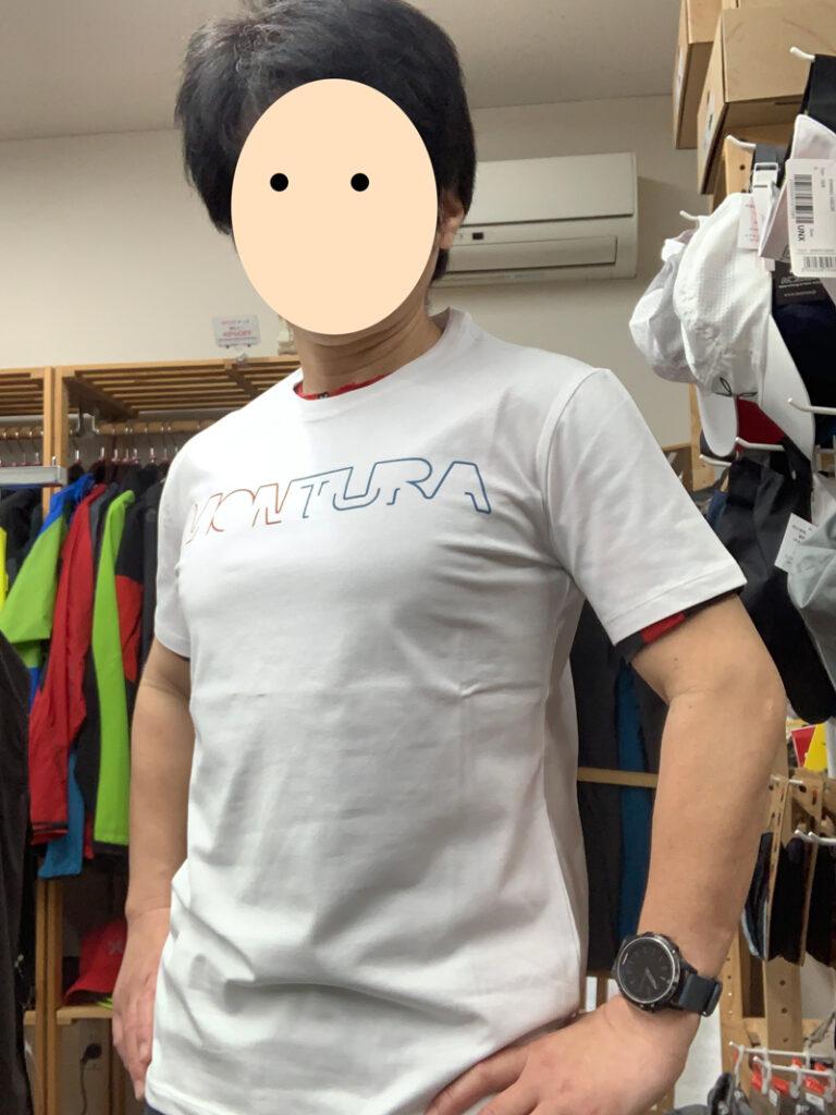 MONTURA BRAND T-SHIRT (MTGC93X)