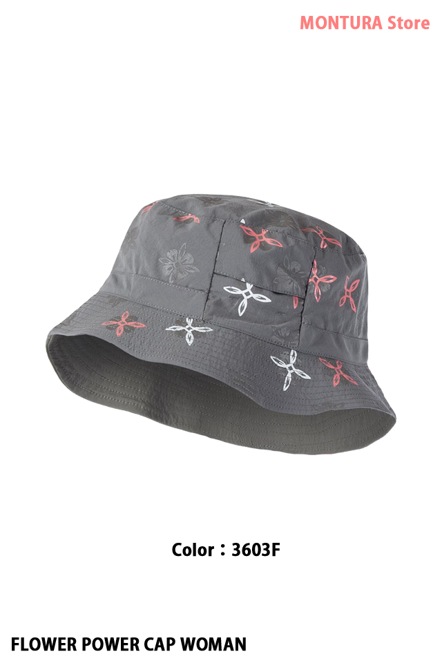 MONTURA FLOWER POWER CAP WOMAN (MBCG30W)
